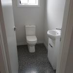 Custom Crete Polished Concrete - Bathroom
